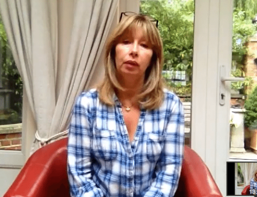 New Video of Vicky who used The Thrive Programme to overcome her 30 year old agoraphobia and emetophobia